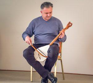 Иван Гребовић, гуслар