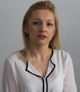 Ивана Јакшић Матовић, представница Амбасаде Републике Србије у Љубљани