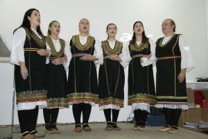 """Женска вокална група """"Брђанке"""""""